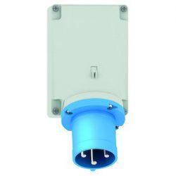 SOCLE CONNECTEUR SAILLIE 2P+T 63A 230V 6H IP44