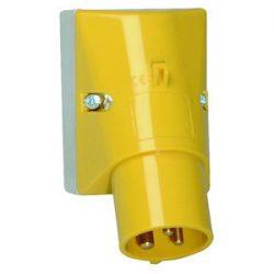 SOCLE CONNECTEUR SAILLIE 2P+T 16A 110V 4H IP44